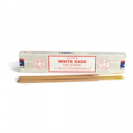 White Sage - Satya Incense Sticks