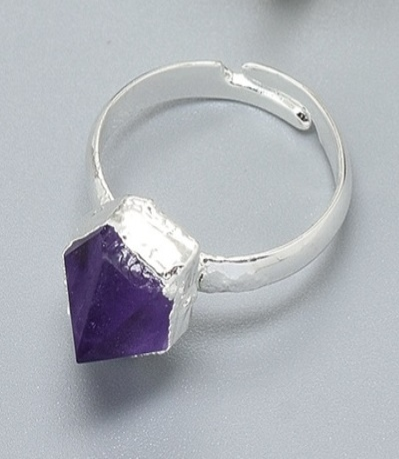 Krystall ringer