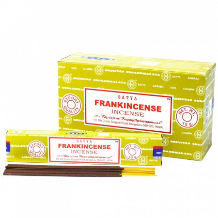 Frankincense - Satya Incense Sticks
