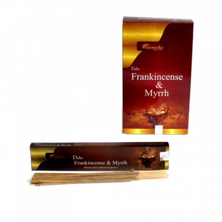 Vedic Incense -  Frankincense & Myrra