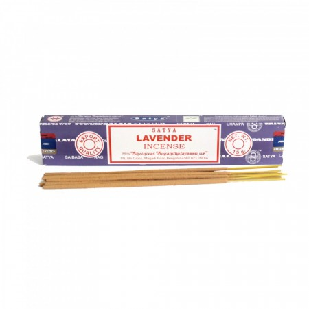 Lavendel Satya Incense Sticks